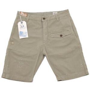 61033 bermuda DANIELE ALESSANDRINI   pantaloni  uomo trousers shorts men