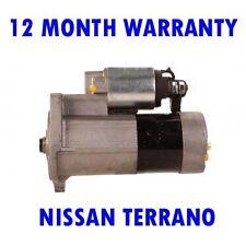 NISSAN TERRANO MK2 MK II 2.4 1993 1994 1995 1996 1997 - 2015 RMFD STARTER MOTOR