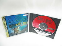 ALONE IN THE DARK 2 Item Ref/C Sega Saturn Import Japan Game ss