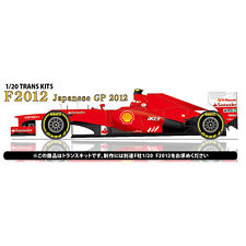 Studio27 TK2050 1:20 Ferrari F2012 Japanese GP for FUJIMI Convesion Kit