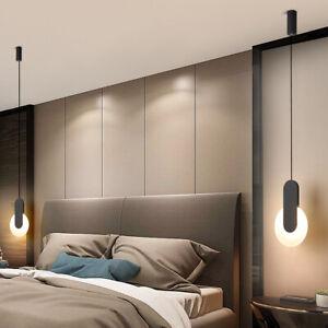 Led Bedroom Pendant Lighting Bar Chandelier Light Modern Kitchen Ceiling Lights