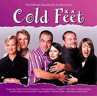 Various Artists-Cold Feet 2001 DOUBLE CD