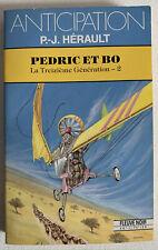(FN959) ANTICIPATION FLEUVE NOIR  ? N° 1778 - PEDRIC ET BO