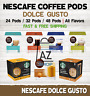 NESCAFÉ Dolce Gusto Coffee Pods, All Count (24 / 32 / 48) Capsules ALL FLAVORS