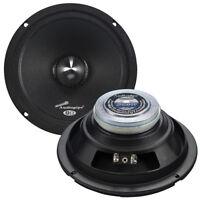 "2-Audiopipe APMB-611DR 6"" APMB Series 250W Midrange Speakers (PAIR) NEW!"