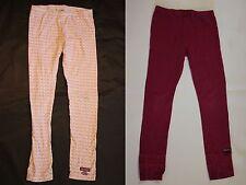 Naartjie Leggings 2 pair Diamond Tribal Print Lot Pink Purple Girls XXL 8 years