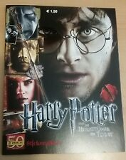 Panini Leer Album Harry Potter und die Heiligtümer des Todes Teil 2 von 2010