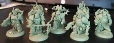 40k Chaos Death Guard Plague Marine Squad