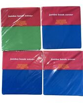Jumbo Book Cover - One Size Fits All Academic Books