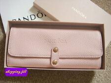 Pandora Rose Pink colour Small Travel Organizer Jewellery Bag - Promotion Gift