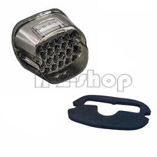 Smoked Lens LED Tail License Brake Bulb Lamp Light For Harley Dyna Electra Glide
