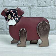 NWT Kate Spade Floral Pup Crossbody Bag