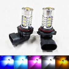 2pcs 9006 15w High Power Bright Car LED Bulbs 5730 15SMD Fog light/Driving Light