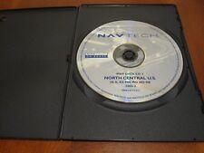 00-03 BMW 745 740 540 M5 X5 NAVIGATION DISC NAVTECH North Central U.S. CD MAP 3