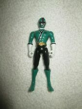 SCG Bandai Power Rangers Green Ranger Action Figure 4.25?