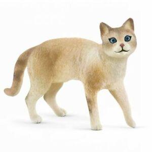 NEW SCHLEICH 13932 Siamese Cat RETIRED