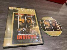 Invicta DVD Wesley Snipes Ving Rhames Slimcase