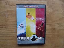 Neighborhood Watch (Rare HTF DVD) A Charlie Rick Film: Extreme Surffing