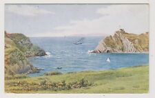 Dorset postcard - Lulworth Cove - ARQ No. 2825 - P/U 1926