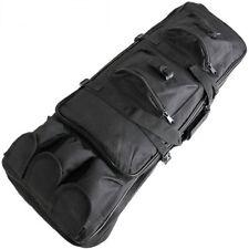120CM Tactical Rifle Gun Bag Shotgun Carry Case Shoulder Backpack Storage Bags