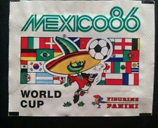 1986 WORLD CUP MEXICO 86 PANINI ORIGINAL SEALED UNOPENED  STICKER PACK