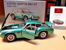 CMC M-132 MASTON MARTIN DB4 GT ZAGATO 1961 1/18 NEW IN FACTORY BOX WOW