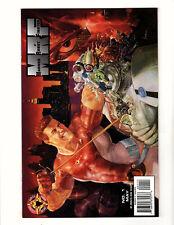 Magnus Robot Fighter #1 (1997 Acclaim/Valiant) NM- Vol 2 Cover B Painted Variant