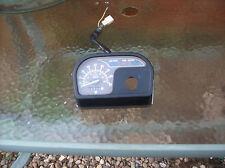 suzuki sb200 / a100 speedo clock console speedometer instrument gauges barn find