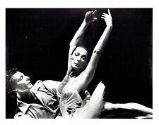 1986 Vintage Photo Ballerina Cynthia Gregory Ballet Dancer Peter Di Bonaventura