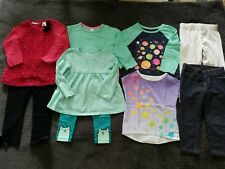 Toddler Girls Clothes - 24 Month/2T - Lot of 9 Pieces - Shirts, Pants, Outfits