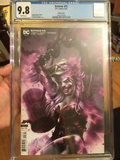 Batman #93 Mattina Punchline Variant CGC 9.8 NM/M Gorgeous Gem WOW L@@K!