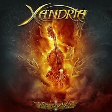 XANDRIA - FIRE & ASHES (LIMITED EP EDITION)  CD NEUF
