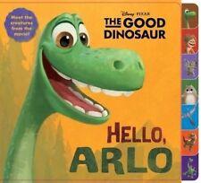 (Good)0736434674 Hello, Arlo! (Disney/Pixar the Good Dinosaur) (Glitter Board Bo
