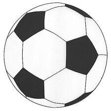 Tischset Platzset Fußball Tisch Deko Dekoration EM WM Party Ausstattung