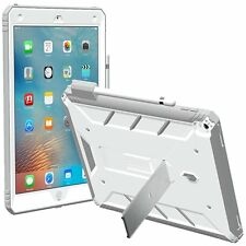 Poetic Revolution Rugged Protective Case w/ Screen for Apple iPad Pro 9.7 White