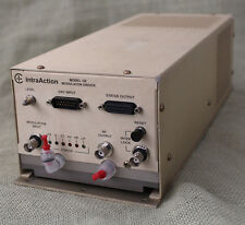 Intraaction GE Acousto Optic Modulator AOM GE-808JWT16