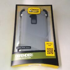 OtterBox Defender Series for HTC One Max  Grey/Glacier - White