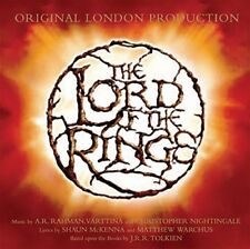 Original London Production - The Lord Of The Rings [CD]