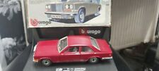 Boxed Burago Rolls Royce Camargue in red 1 22 scale – RARE model