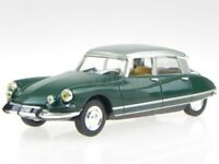 Citroen DS21 DS 21 Special green 1971 diecast model car Norev 1/43