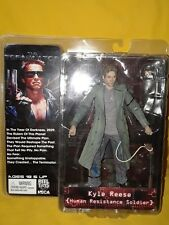 The Terminator KYLE REESE Human Resistance Soldier 2012 NECA Action Figure NEW