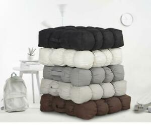 SOFT SEAT BOOSTER BUBBLE CUSHION PADS THICK ADULTS CHAIR GARDEN ARMCHAIR