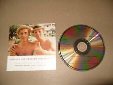 Style Council Life at a top peoples health farm 4 Track Single cd Ex/card Vg(C26