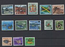 BRITISH COLONIES, JAMAICA, STAMPS, 1969, Mi. 281-293 **.