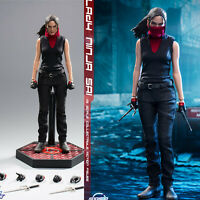 TYPE 2 1//6 Scale toy Lady Ninja SAI-Noir /& Rouge Main Set