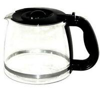 Genuine MORPHY RICHARDS Coffee Maker Glass Jug with lid 10027