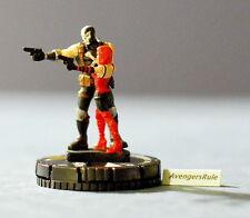 Marvel Heroclix Invincible Iron Man 045 Sin and Crossbones Super Rare