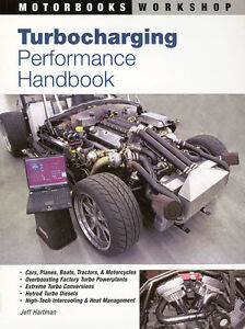 TURBOCHARGING PERFOMANCE HANDBOOK MODS AUTO RESTORE WORKSHOP REPAIR MANUAL