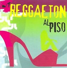 NEW Reggaeton Al Piso (Audio CD)