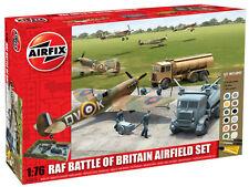 AIRFIX 50015 RAF BATTLE OF BRITAIN AIRFIELD SET ECH.1/76